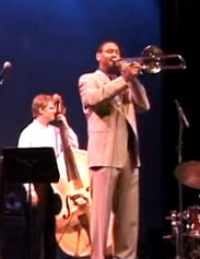 photo of jazz trombonist Delfeayo Marsalis