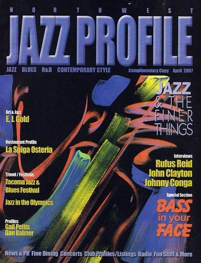 Northwest Jazz Profile Magazine
